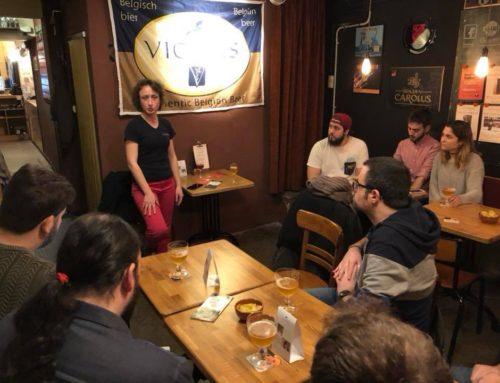 Crònica sobre Meet the brewer amb Vicaris